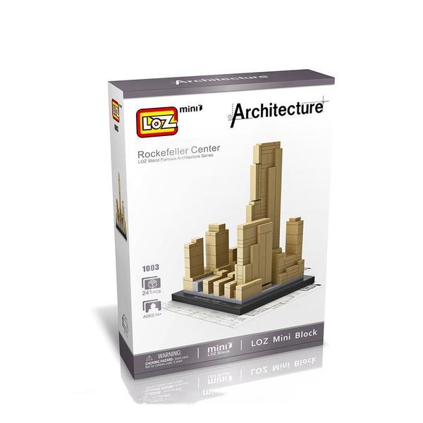 LOZ Buildings Rockefeller Center