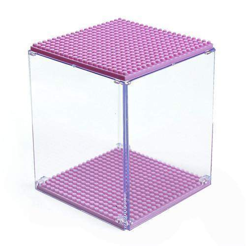LOZ 9900-1 Pink Display Case