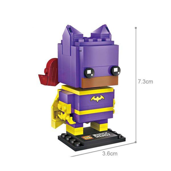 LOZ Brickheadz Batgirl