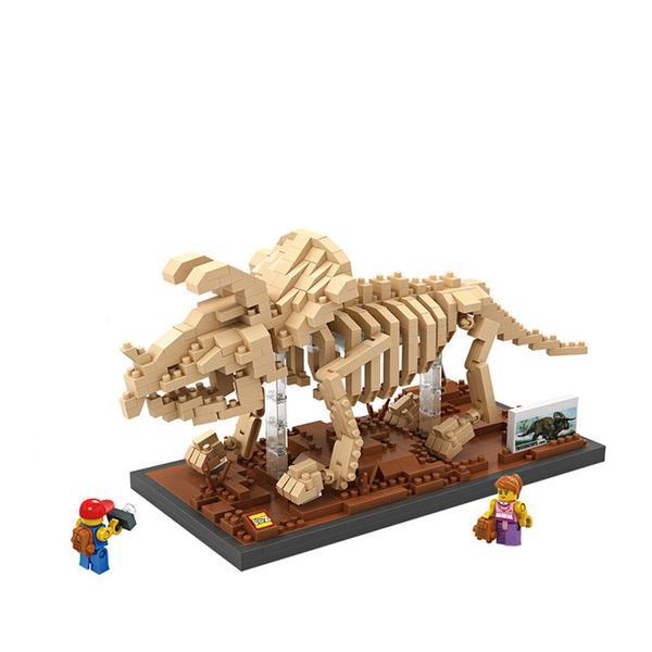 LOZ Dinosaur Triceratops