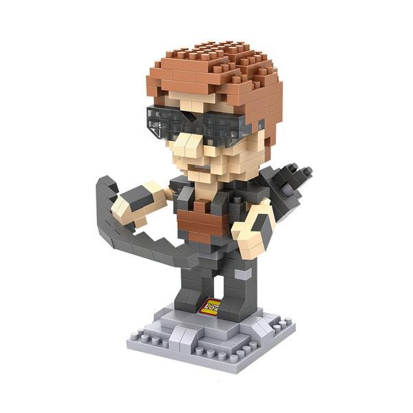 LOZ Superhero Hawkeye