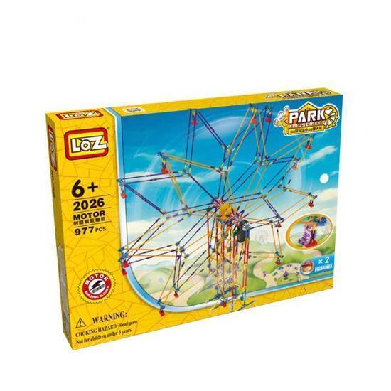 LOZ 2026 Motor Ferris Wheel XL