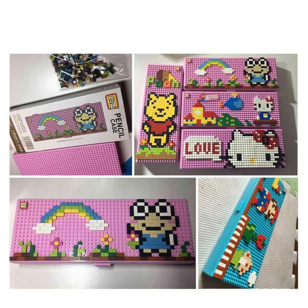 LOZ Pen Case Mr Keroppi