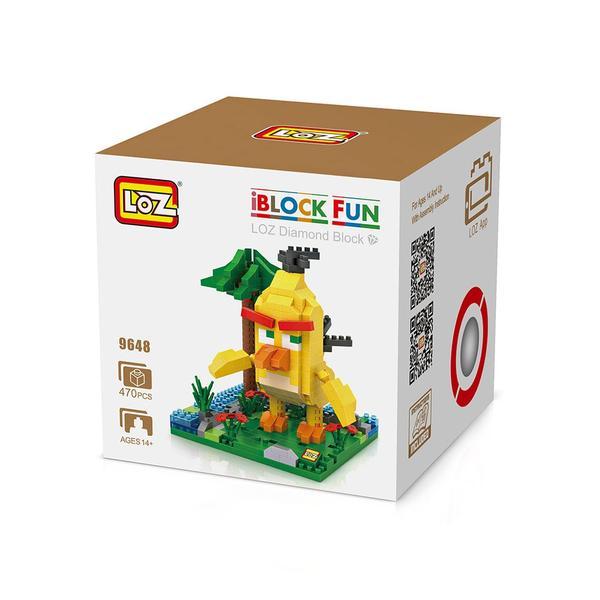LOZ 9648 Angry Birds Chuck