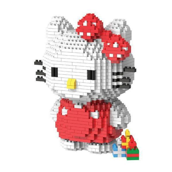 Magic Blocks Hello Kitty
