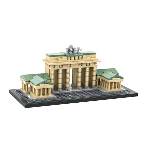 LOZ Mini Blocks Brandenburg Gate