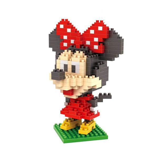 LOZ Mickey Mouse Minnie