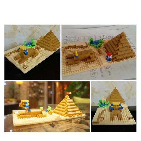 LOZ Great Sphinx of Giza
