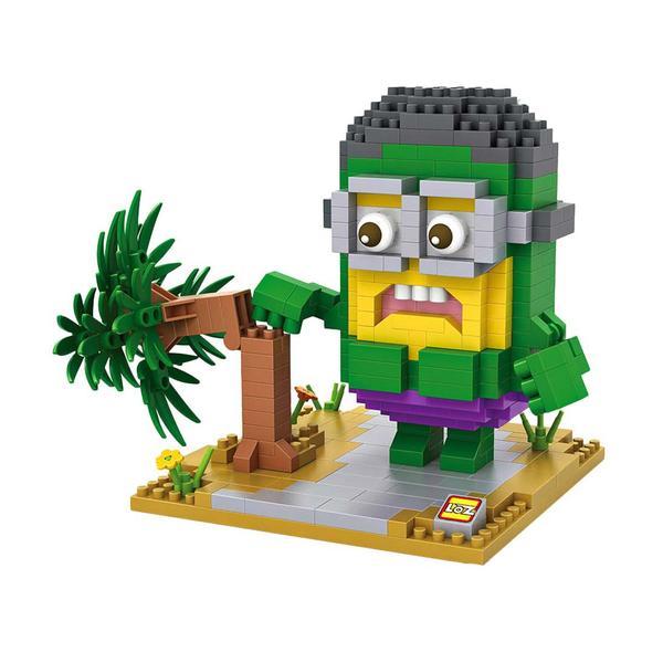 LOZ Despicable Me Hulk
