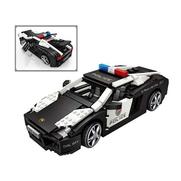 LOZ Police Car