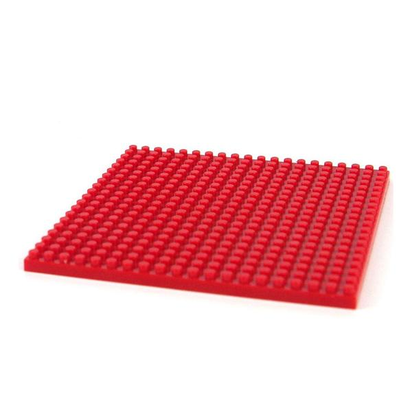 LOZ Baseplate Red