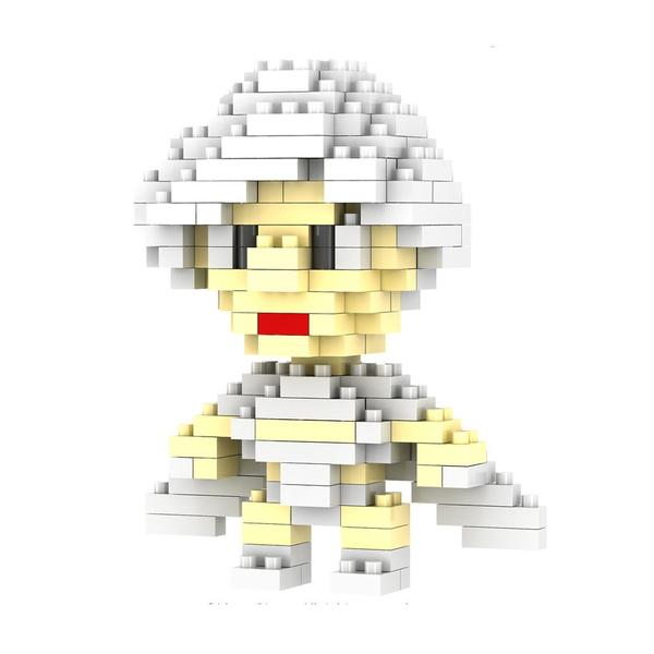 LOZ Superhero White