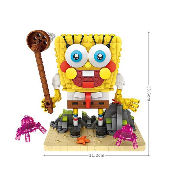 LOZ Spongebob Jellyfishing