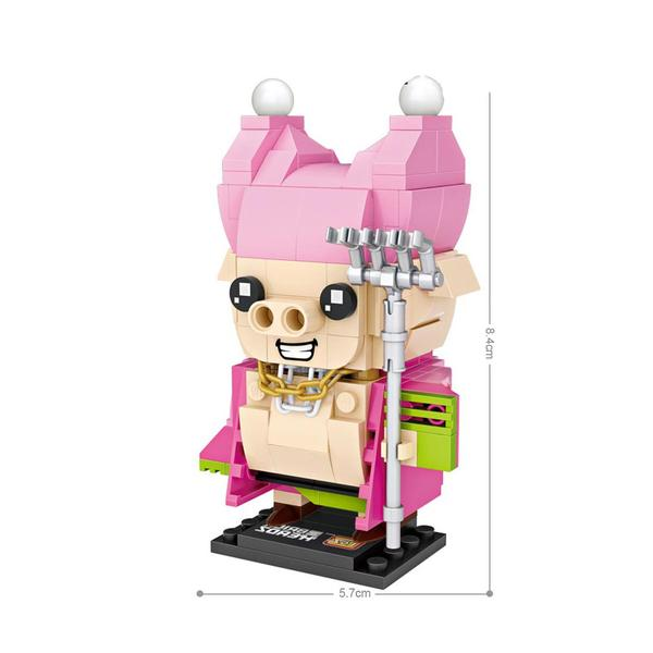 LOZ Brickheadz Journey to the West Pig King