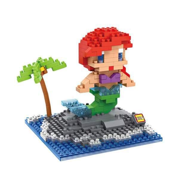 LOZ Frozen Ariel