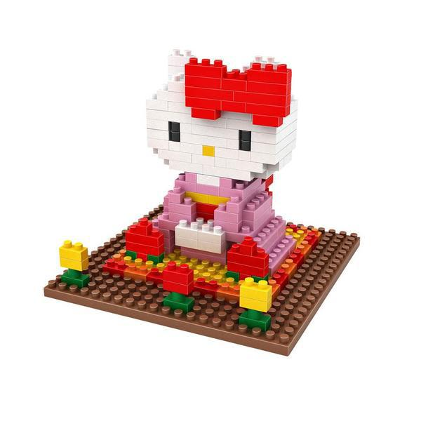 LOZ Hello Kitty Kimono