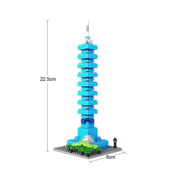 LOZ Taipei Tower
