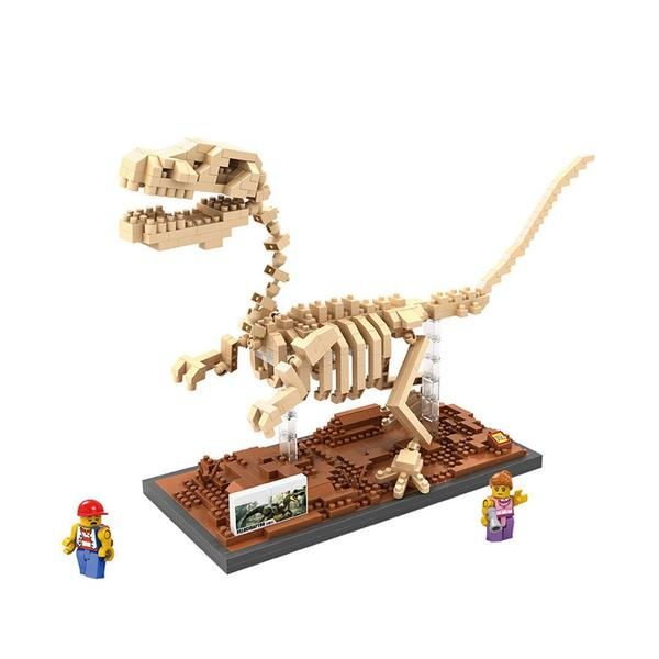 LOZ Dinosaur Velociraptor
