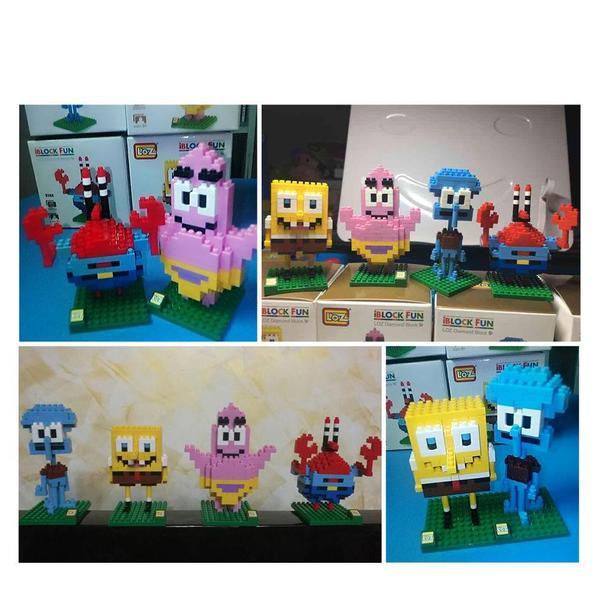 LOZ Spongebob