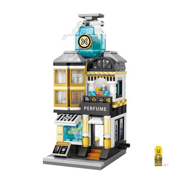 LOZ Mini Street Perfumery