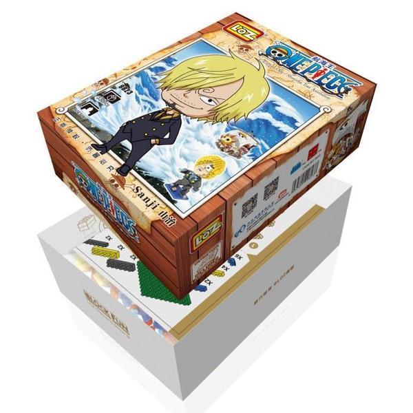 LOZ 9823 One Piece Sanji