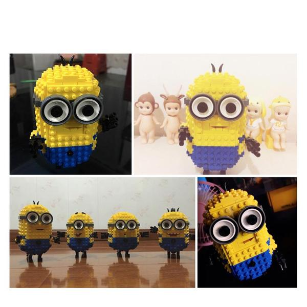 LOZ Despicable Me Dave Minion