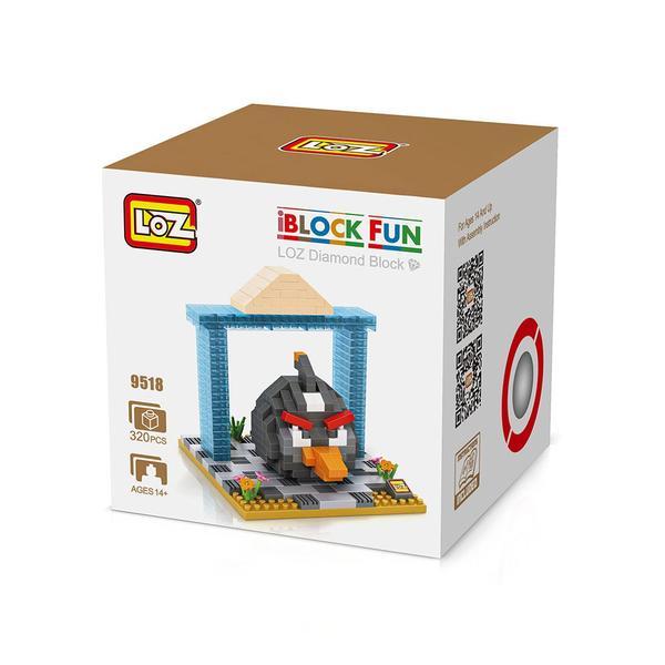 LOZ 9518 Angry Birds Small Bomb
