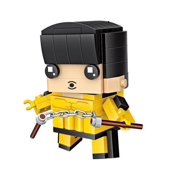 LOZ Brickheadz Bruce Lee