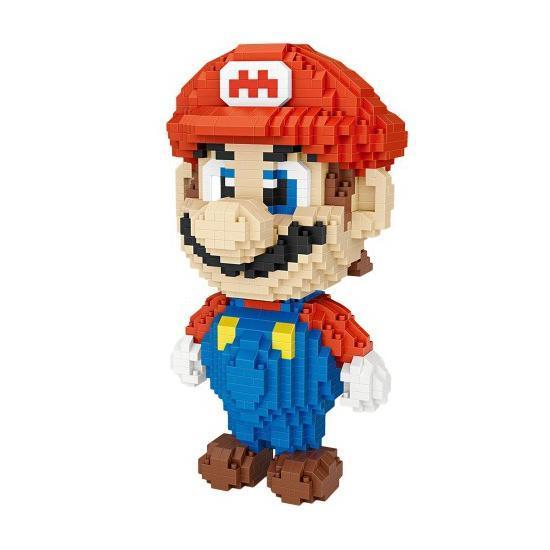 LOZ Super Mario XL