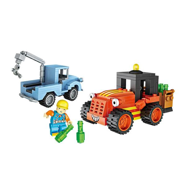LOZ Bob the Builder Dodger and Scrambler