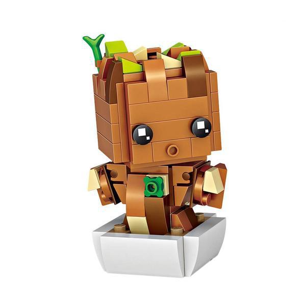 LOZ Brickheadz Groot