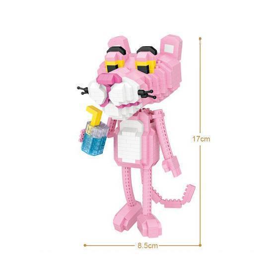 LOZ Pink Panther