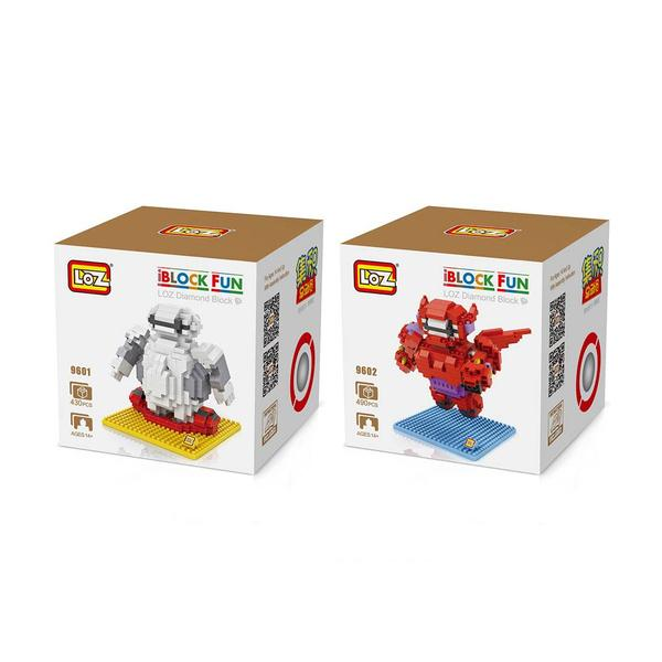 LOZ Big Hero 6 Baymax Bundle