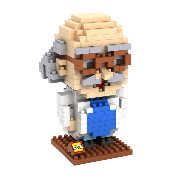 LOZ Detective Conan Dr. Agasa