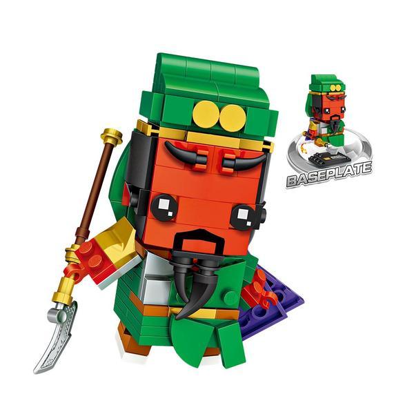 LOZ Brickheadz General Guan Yu