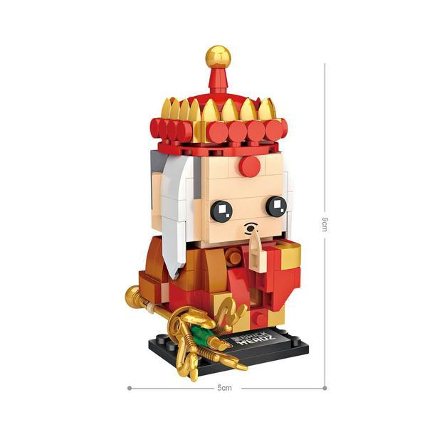 LOZ Brickheadz Tripitaker