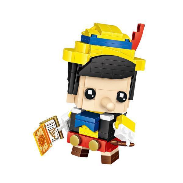 LOZ Brickheadz Disney Pinocchio