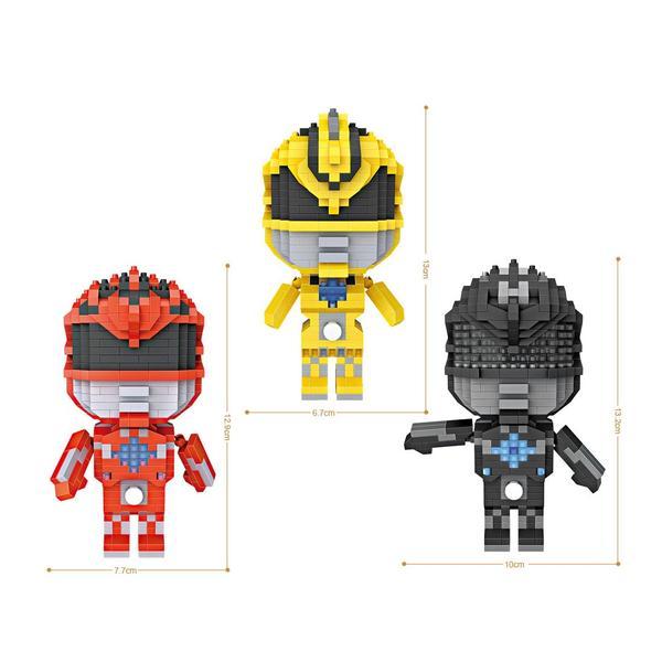 LOZ Power Ranger Black