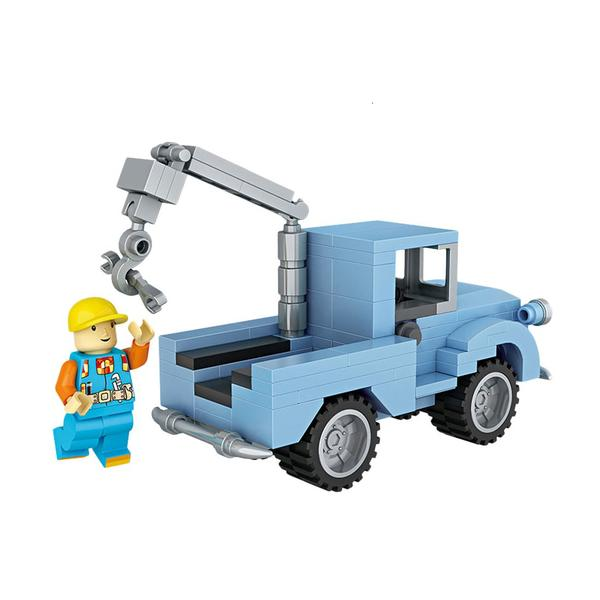 LOZ 1512 Bob the Builder Jackaroo