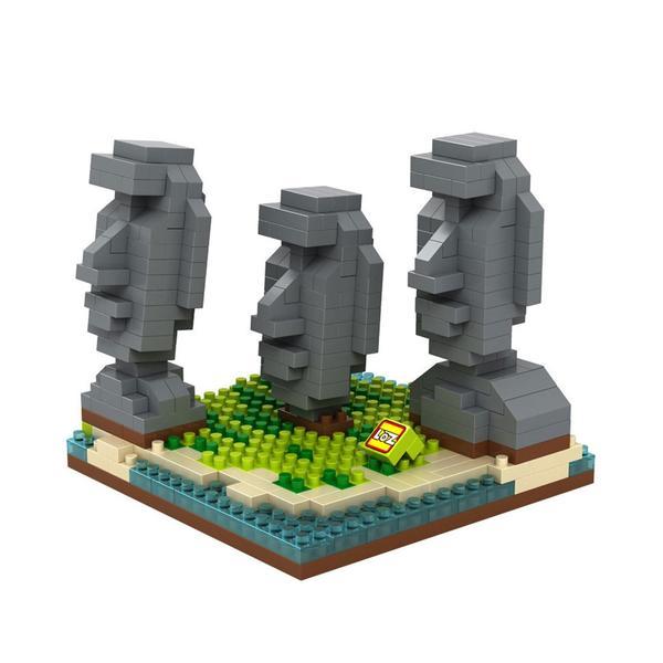LOZ Easter Island