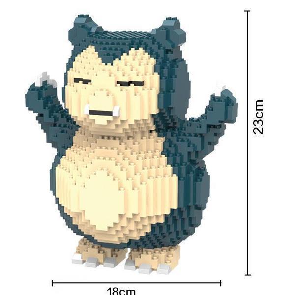 NC 9022 Pokémon Snorlax