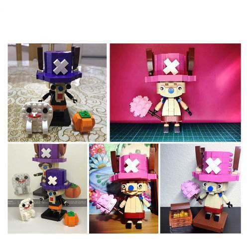 LOZ Tony Chopper Halloween