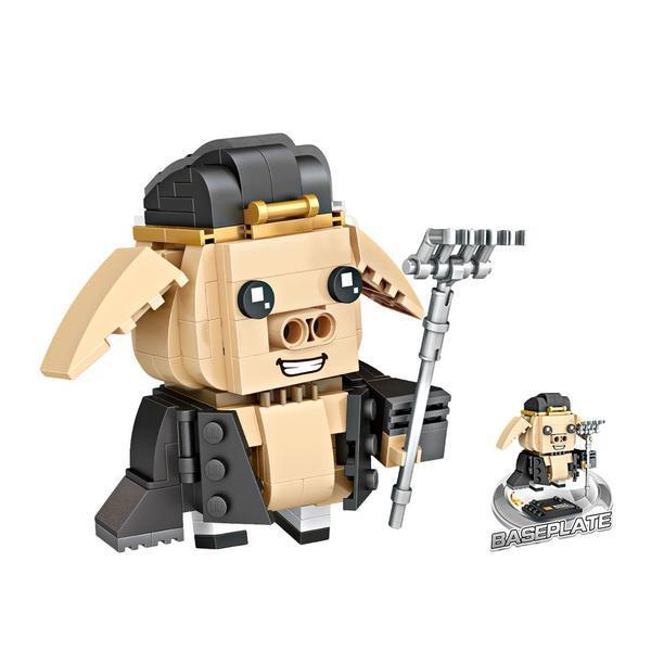 LOZ Brickheadz Pigsy