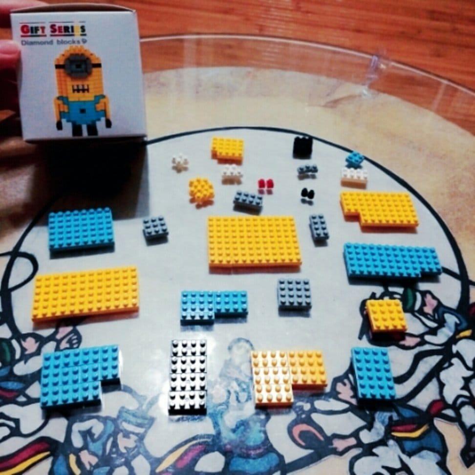 LOZ Diamond Block Model 9309-6
