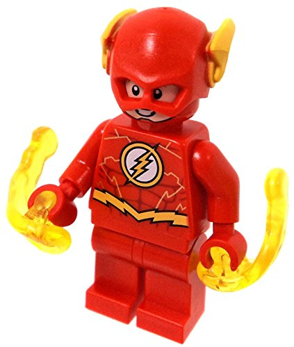 lego brickheads the flash block