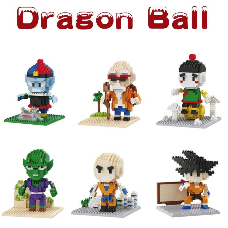 Balody Model 18006 – 18011 Dragon Ball Characters