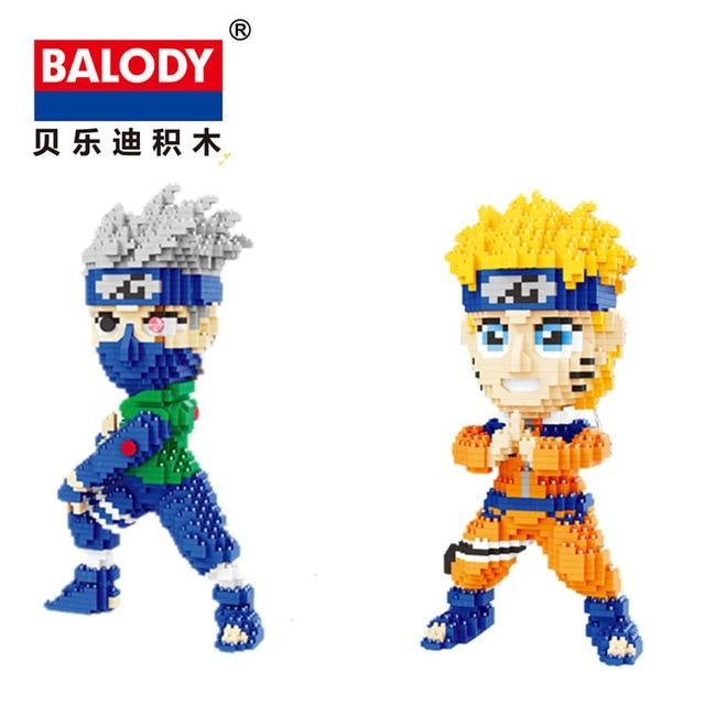 Balody Model 16093 Naruto Auction Figure