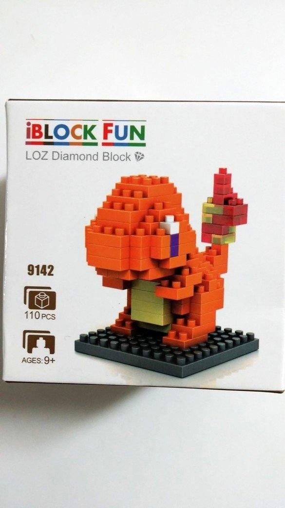 Review LOZ Diamond Blocks MODEL 9142-01