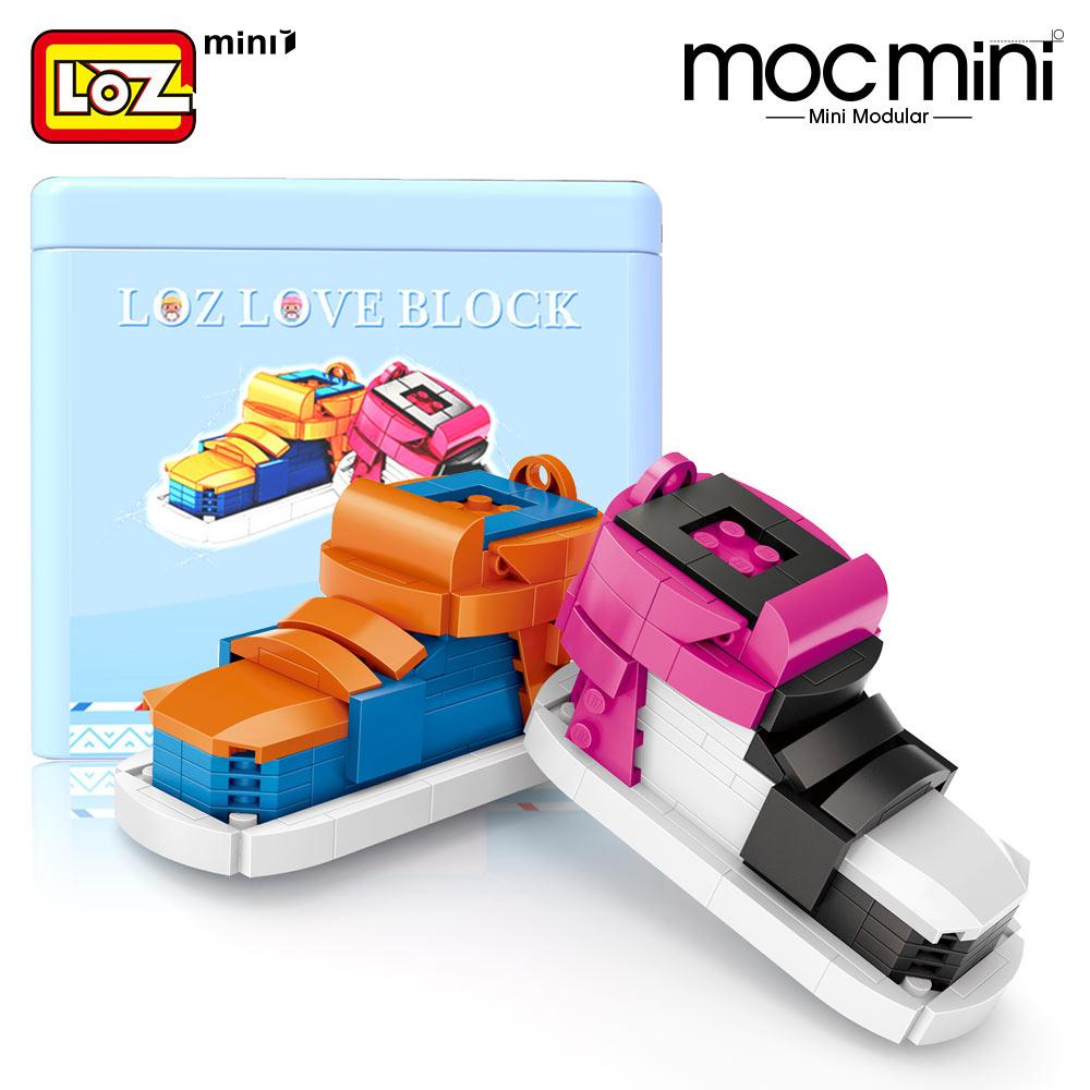 LOZ Mini Blocks Sports Shoes
