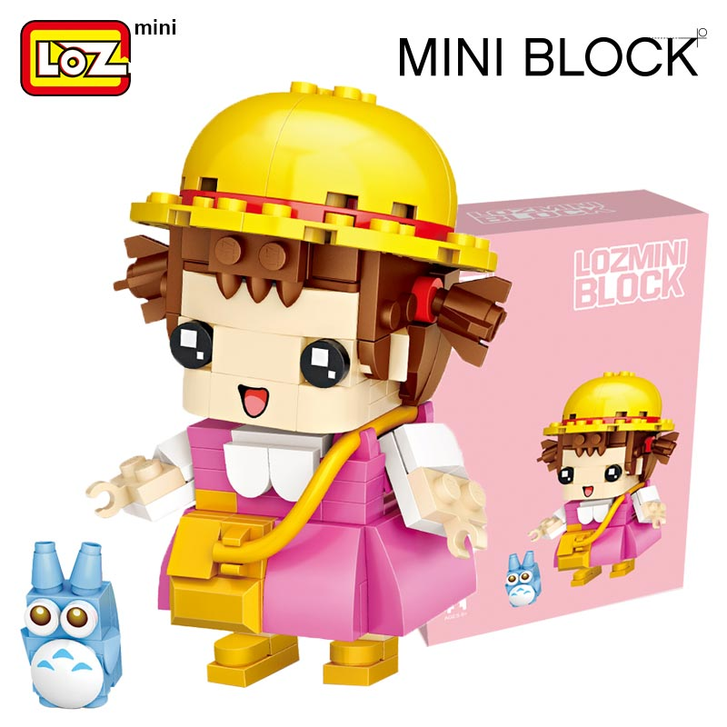 Hot cartoon figure Mini Building Blocks Mario iBlock Toy gift funny Anime model